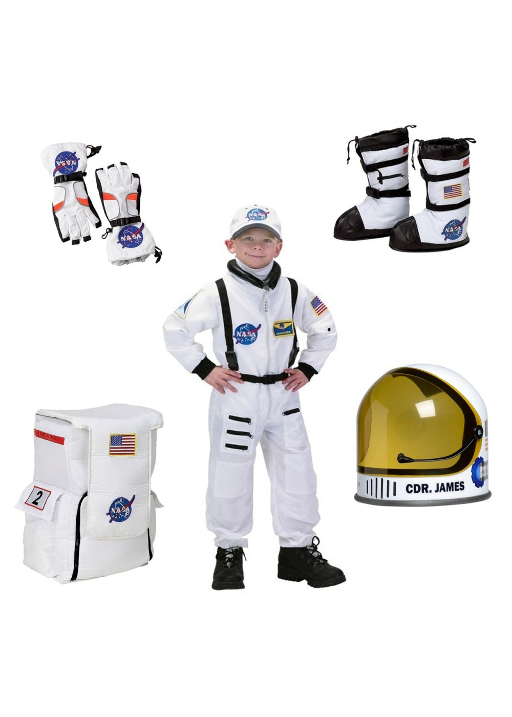 weight nasa astronaut costume - photo #17