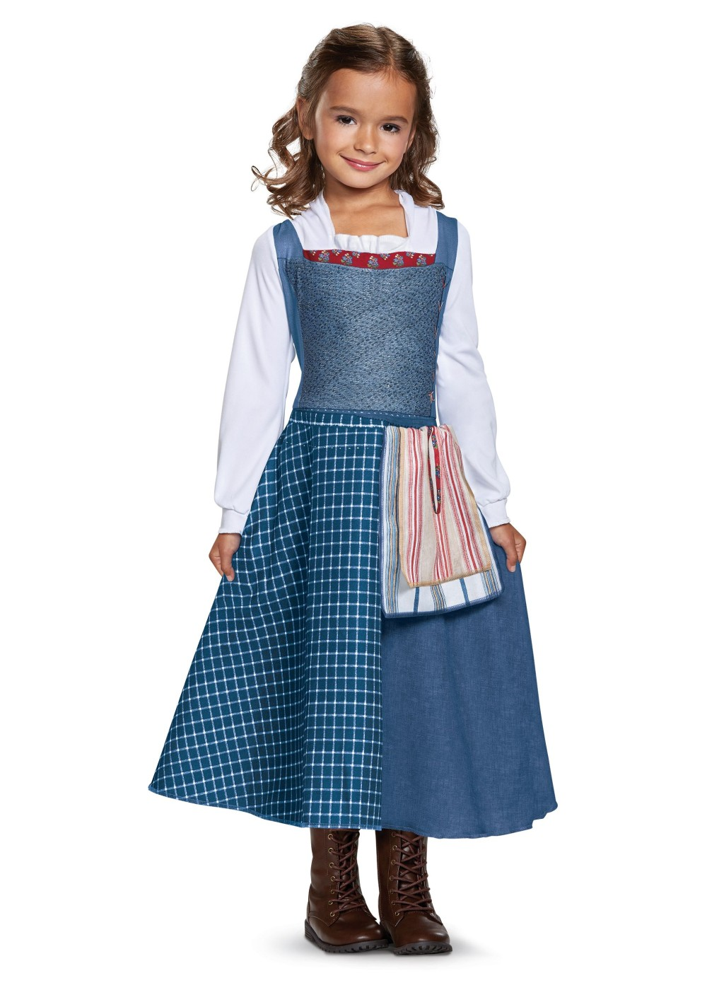 Kids Village Belle Girls Costume