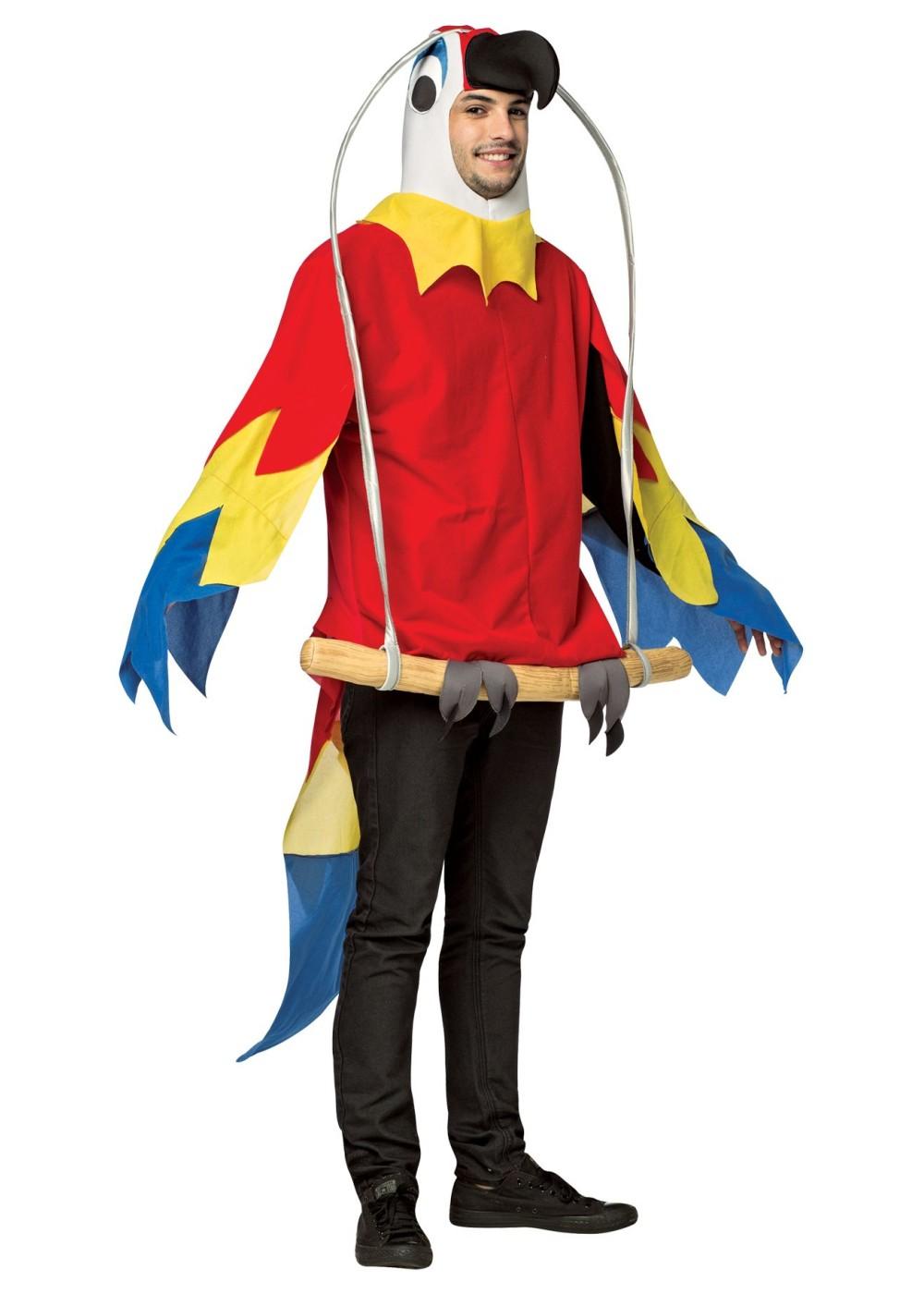 Bird On A Perch Mens Costume Animal Costumes
