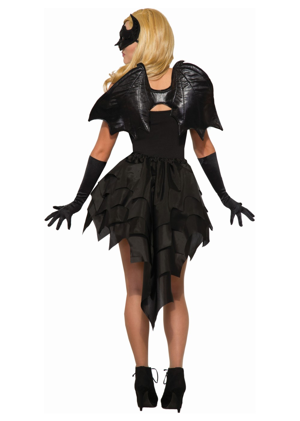 Bat Wings Costume Accessory