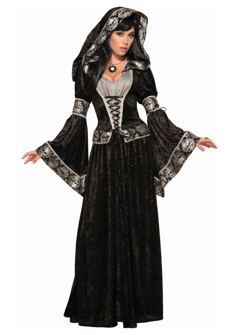 Dark Sorceress Women Costume
