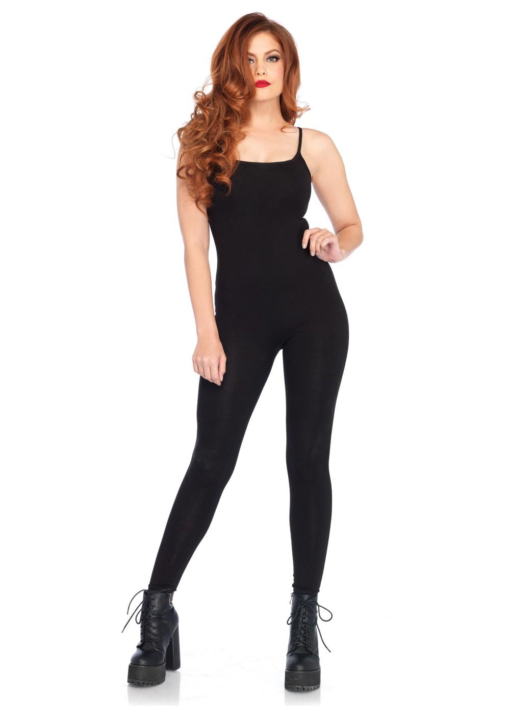 Black Basic Unitard Women - Dancewear Costumes