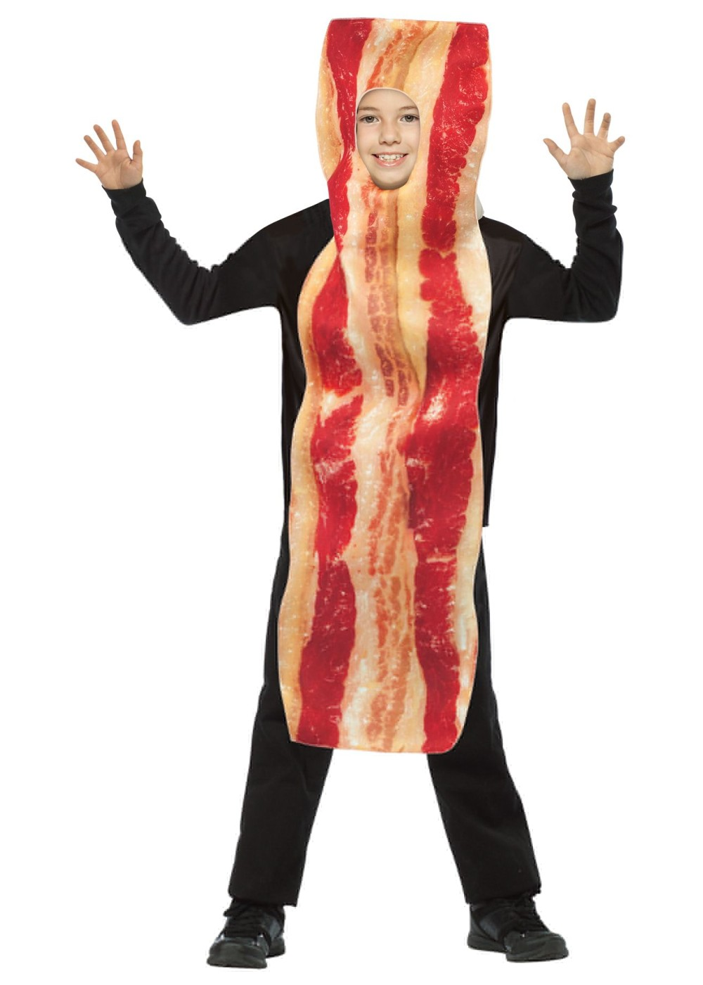 Boys Bacon Strip Costume