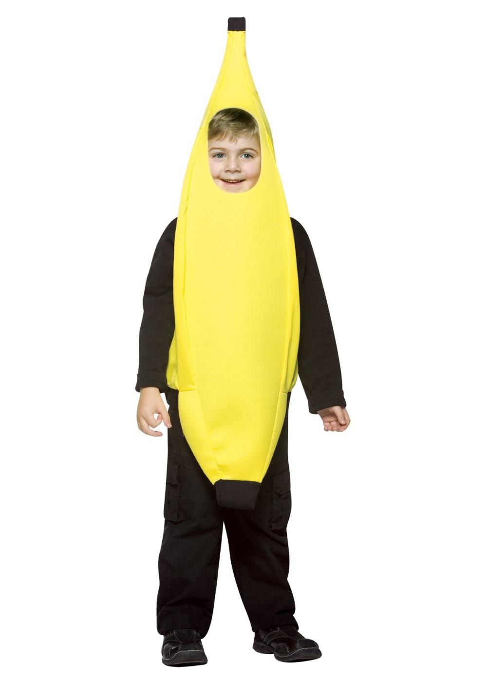 boys banana costume food costumes