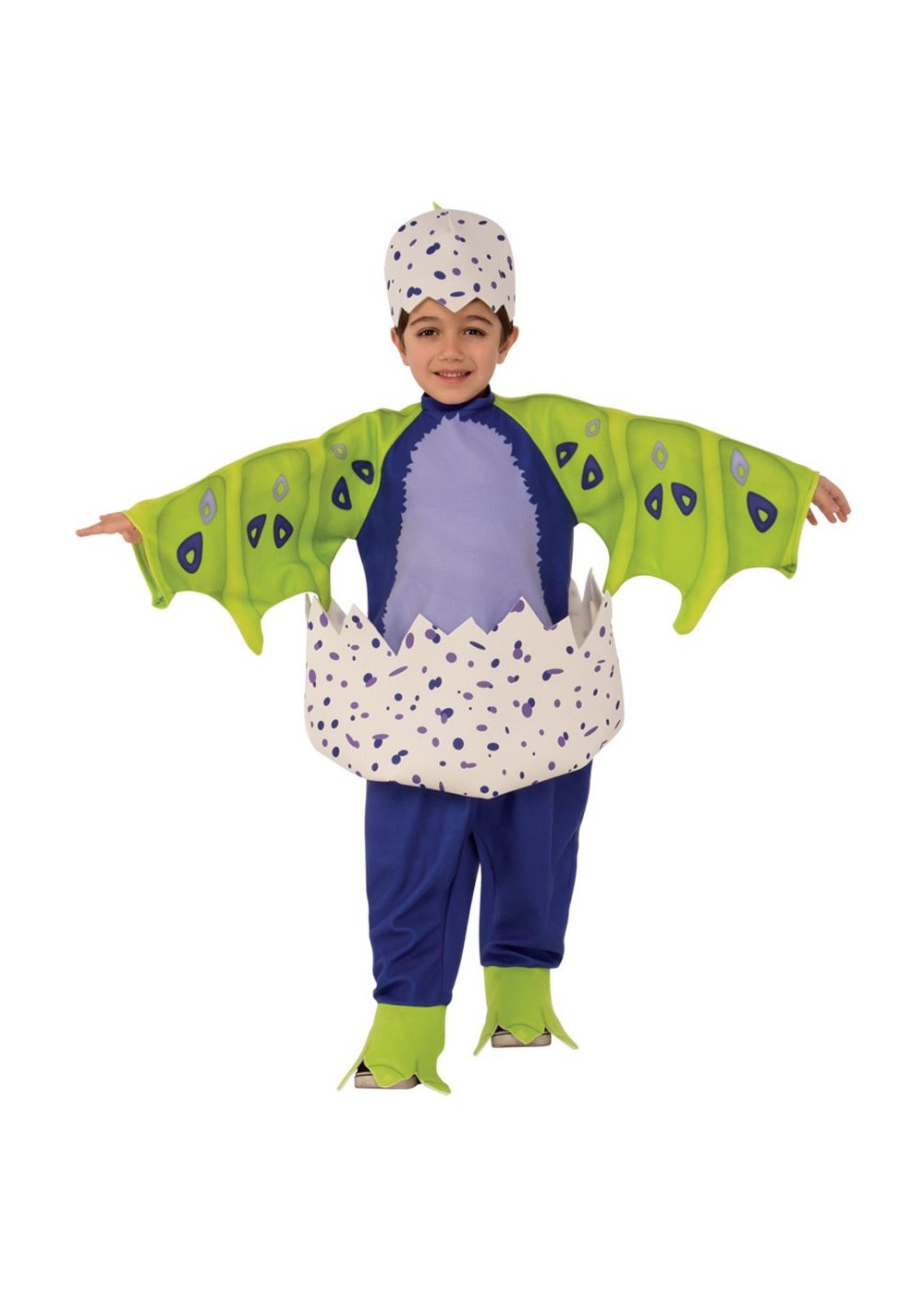 Boys Draggles Hatchimal Costume