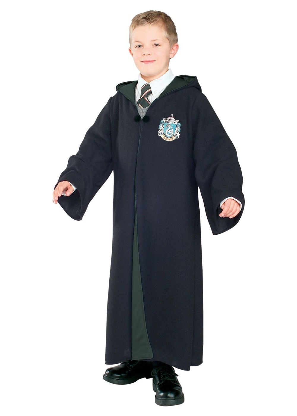 Boys Harry Potter Slytherin Costume