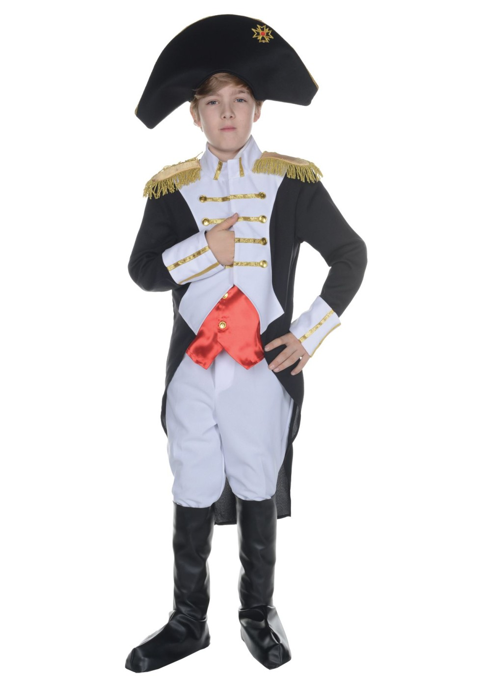 Boys Napoleon Costume