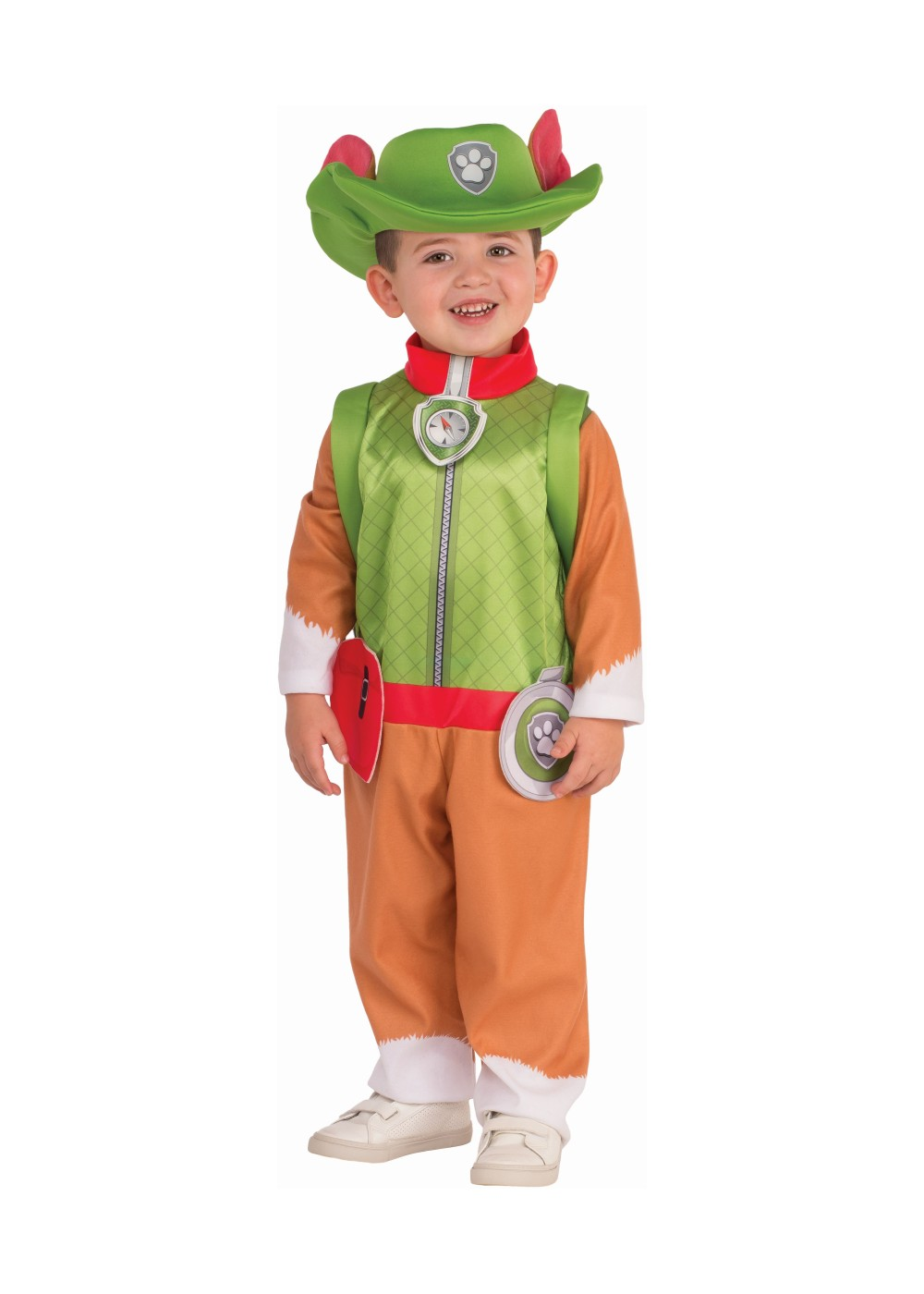 Paw Patrol Tracker Boys Costume