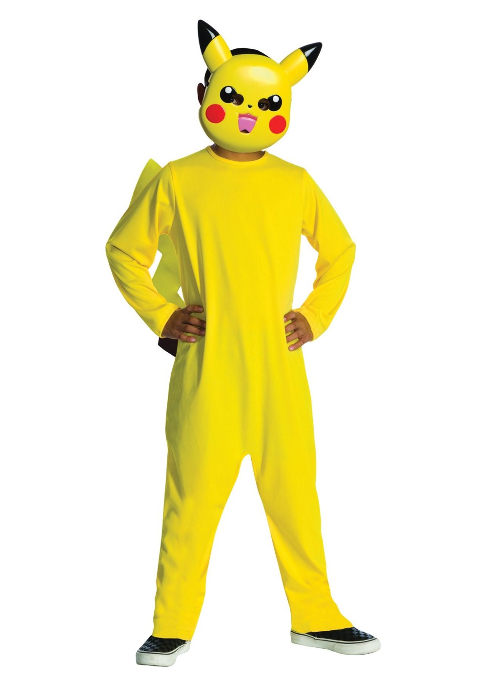 Boys Pikachu Costume