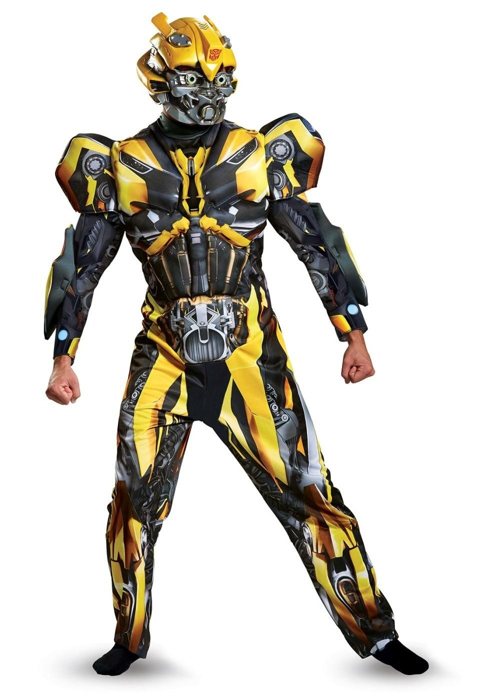 Bumblebee Transformers Mens Costume