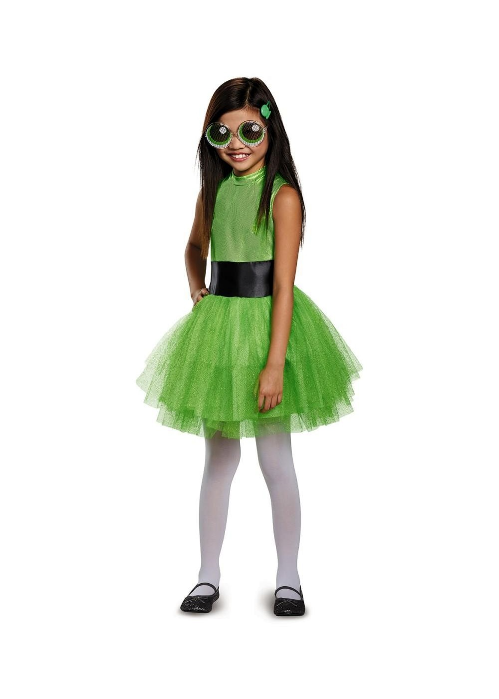 Buttercup Powerpuff Girls Costume  sc 1 st  Halloween Costumes & Buttercup Powerpuff Girls Costume - TV Show Costumes