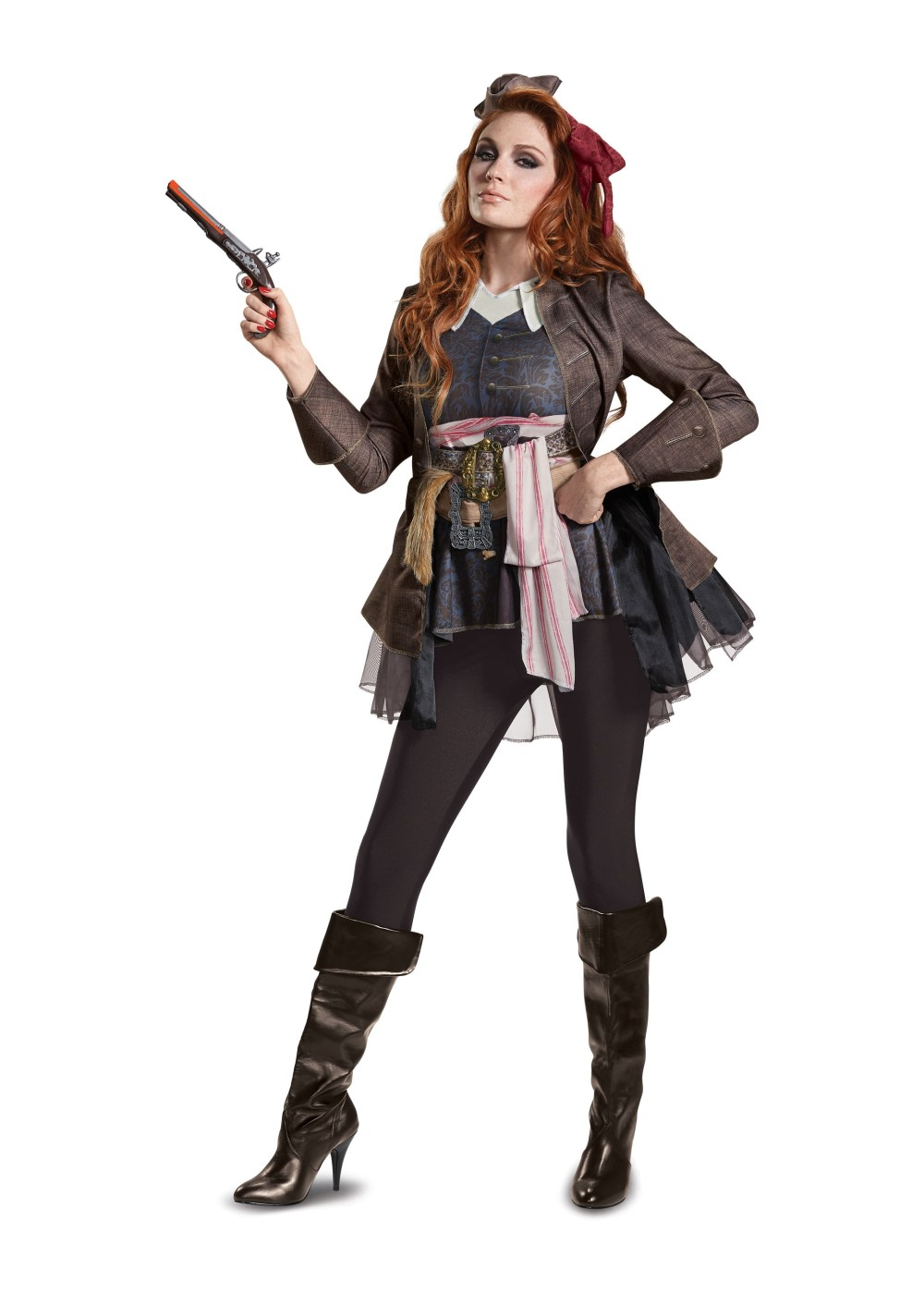 Captain Jack Sparrow Women Costume