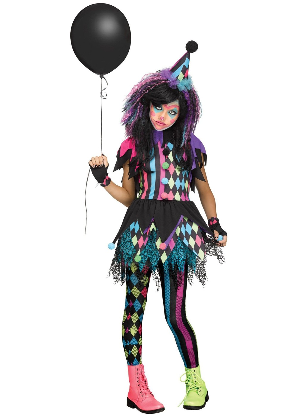 Zombie Fairy Halloween Costume
