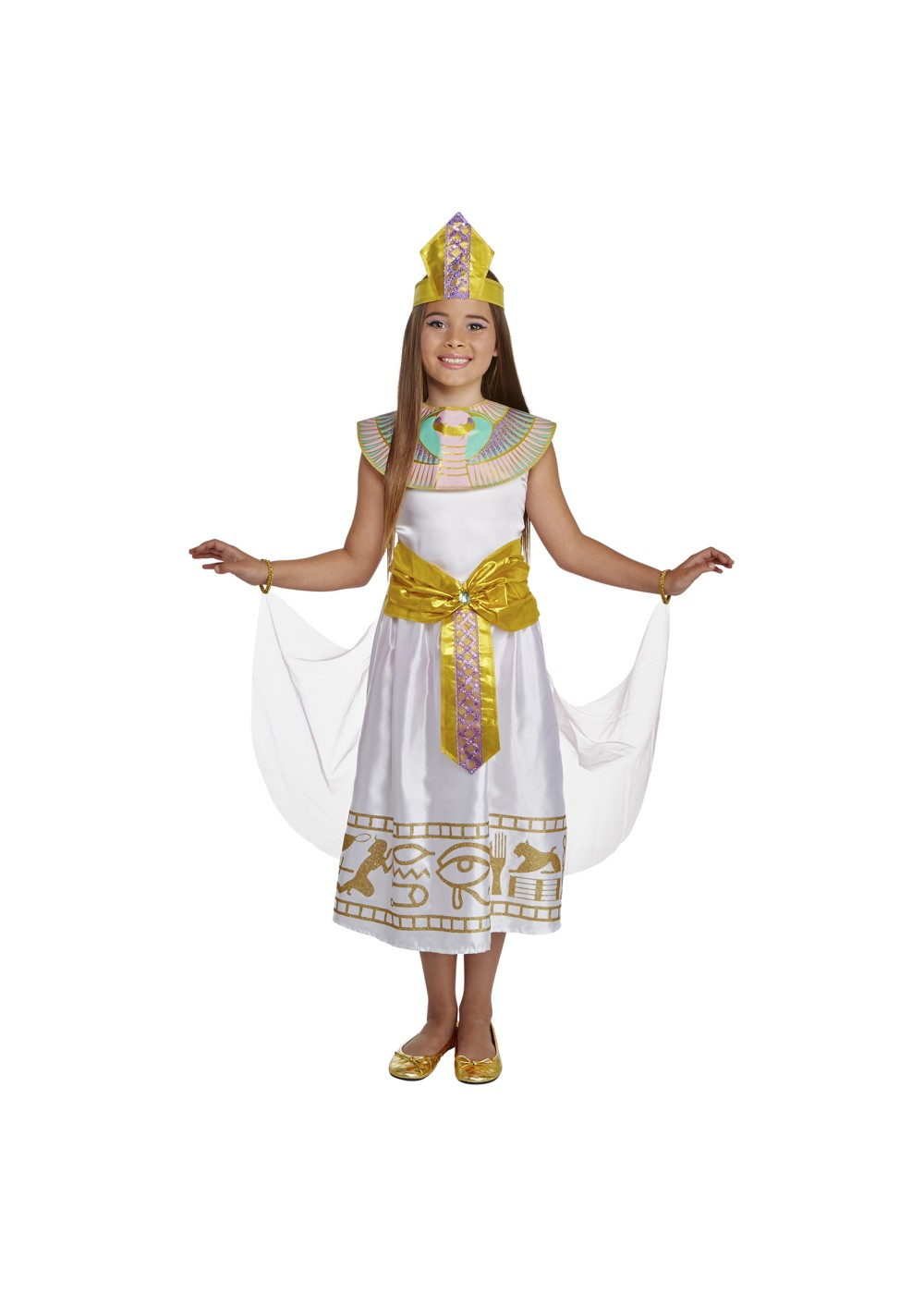 Kids Cleopatra Girls Costume