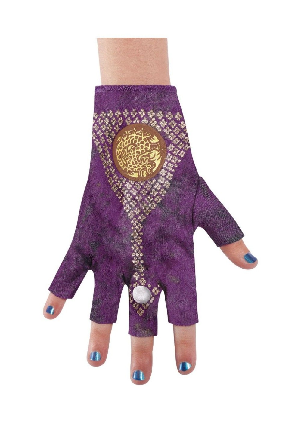 Descendants 2 Mal Gloves Accessories