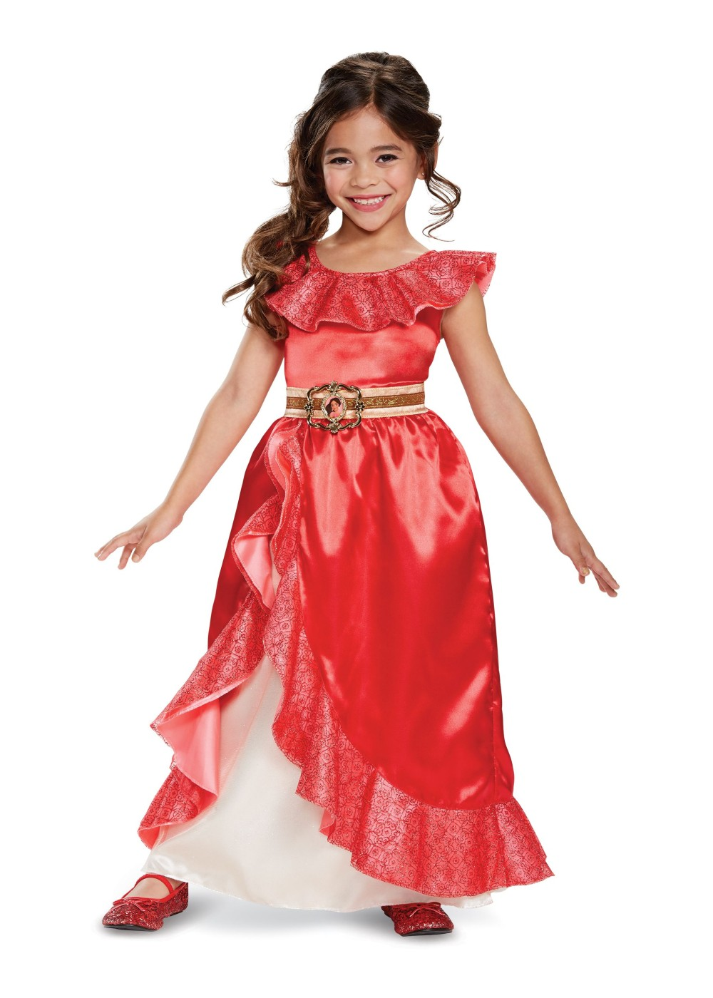 Elena Adventure Girls Costume Tv Show Costumes