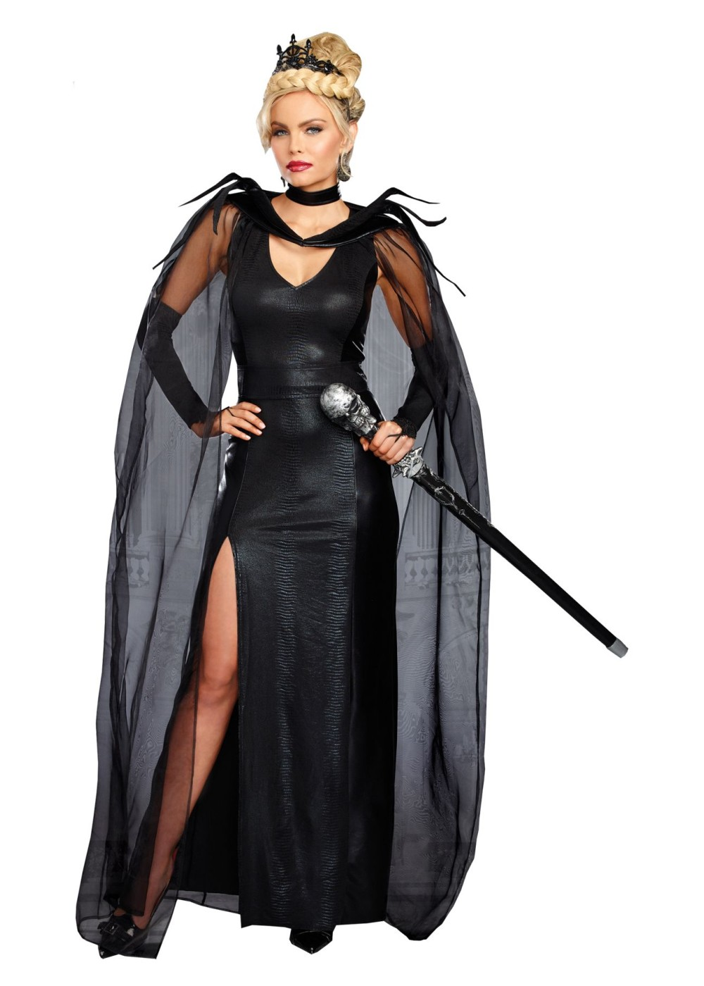 Evil Queen of Darkness Womens Costume - TV Show Costumes