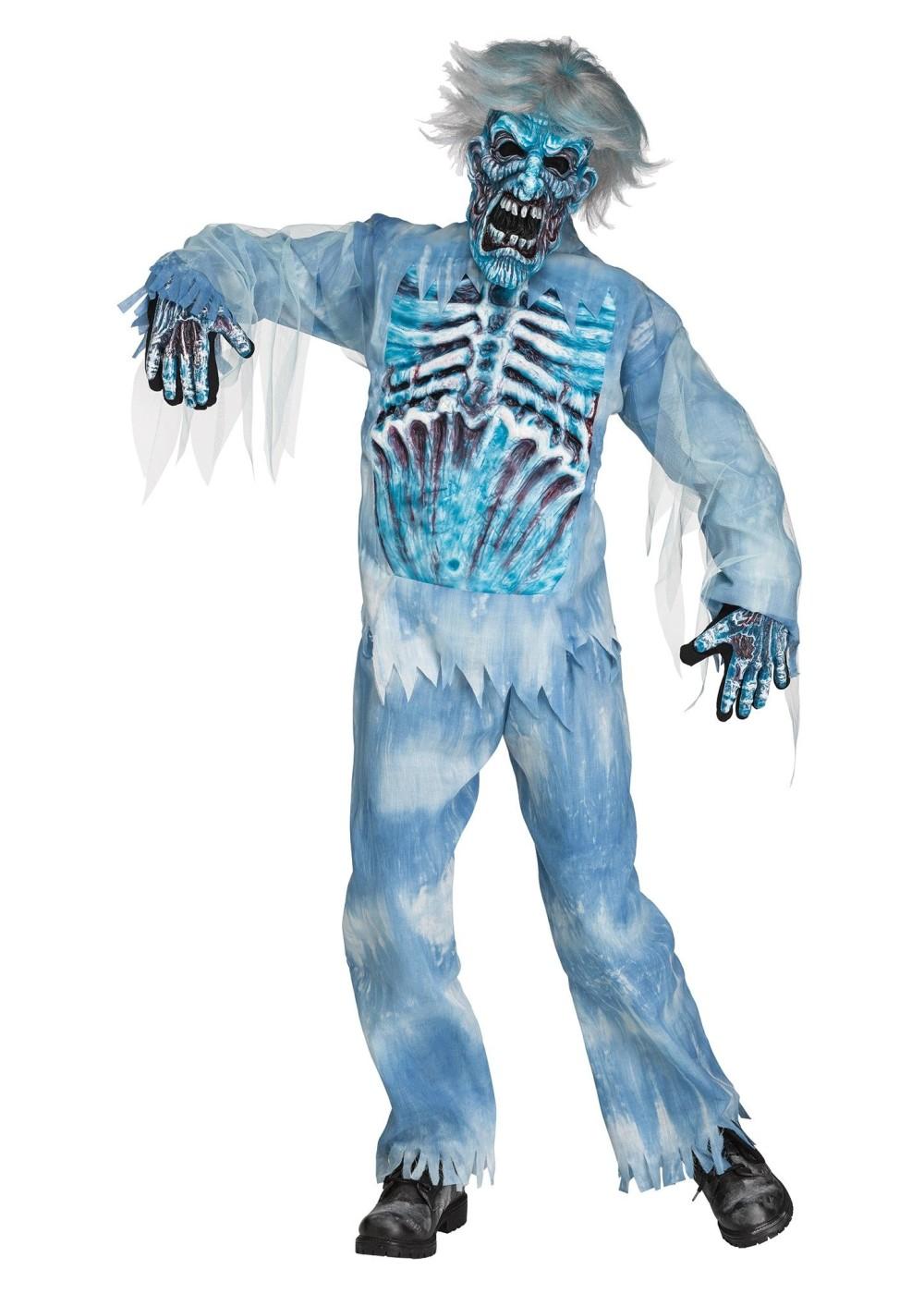 Frozen Zombie Boys Costume Zombie Costumes
