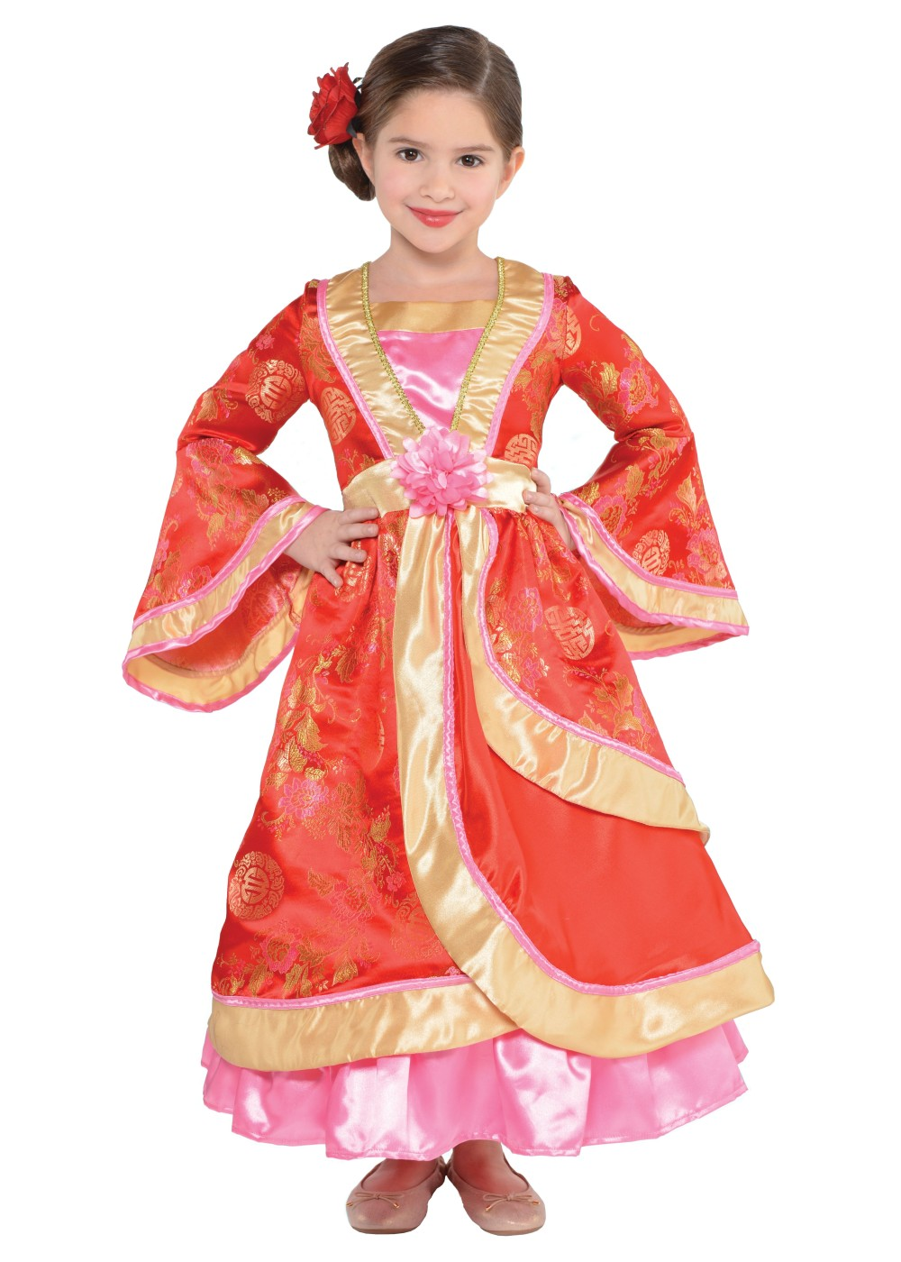 Kids Geisha Girl Costume