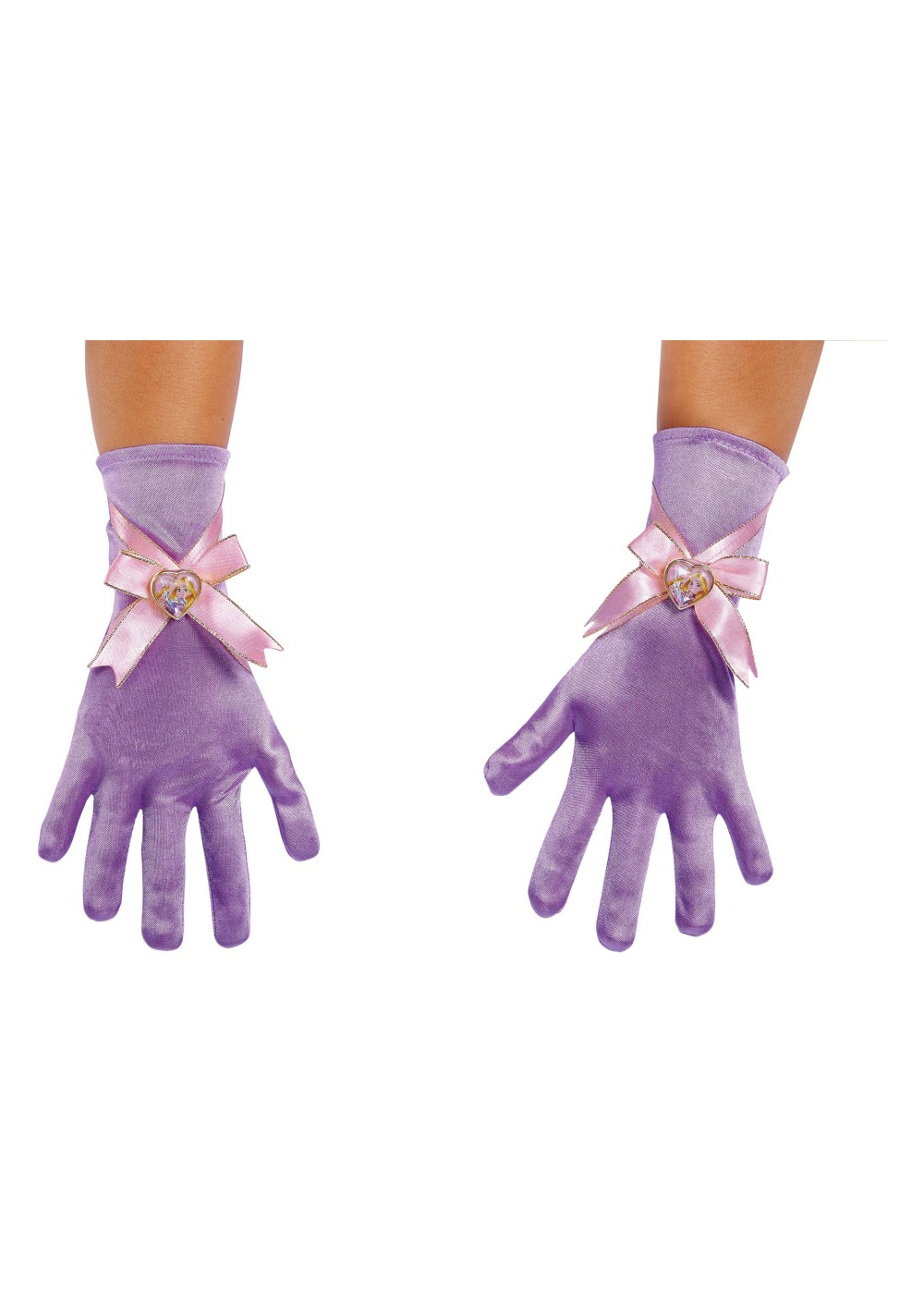 Kids Rapunzel Girls Costume Gloves