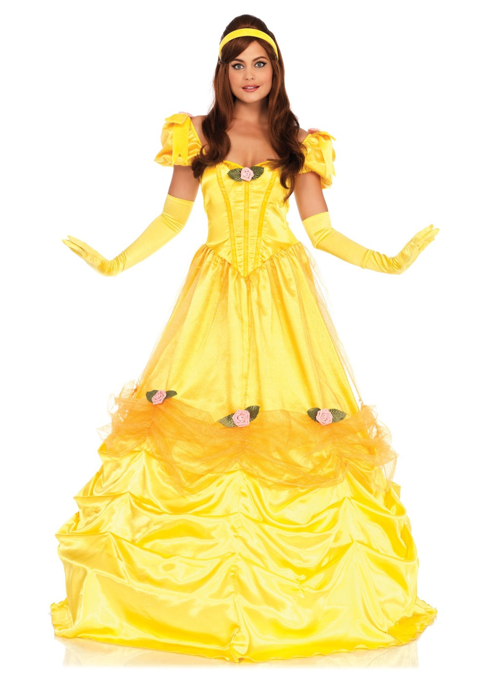 Belle Of The Ball Women Costume - Princess Costumes-2812