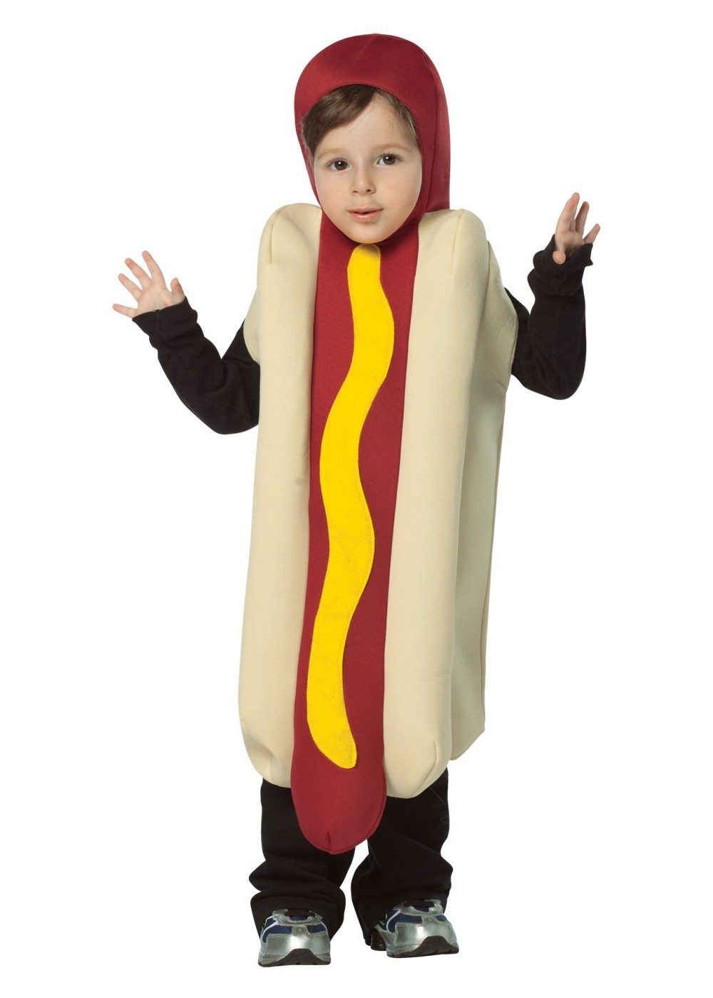 Boys Hot Dog Costume
