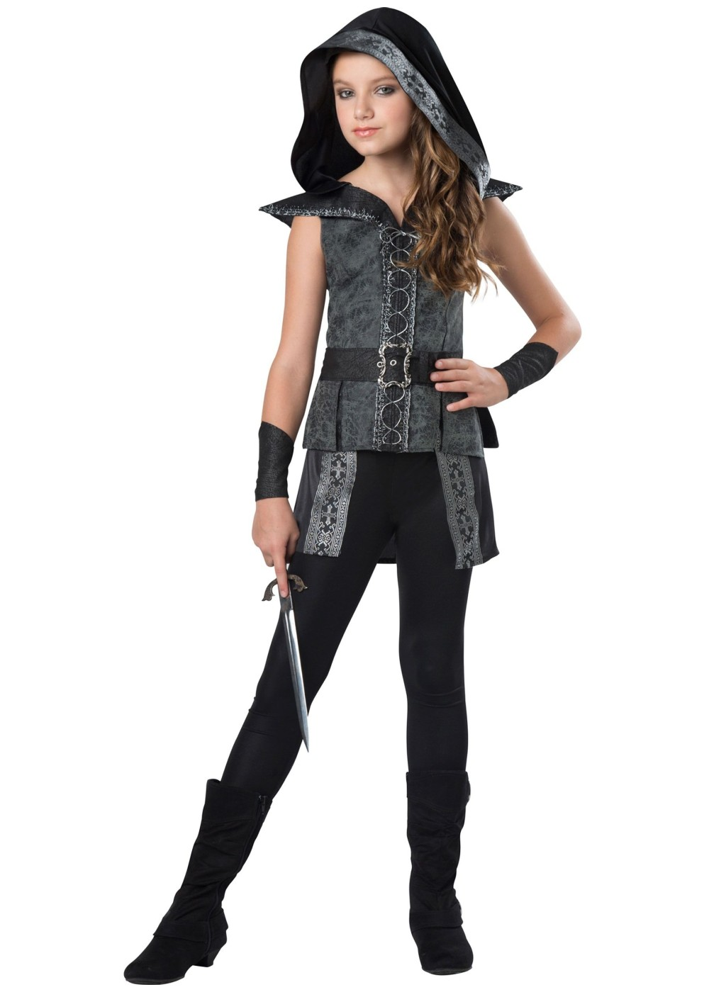 Kids Huntress Tween Costume