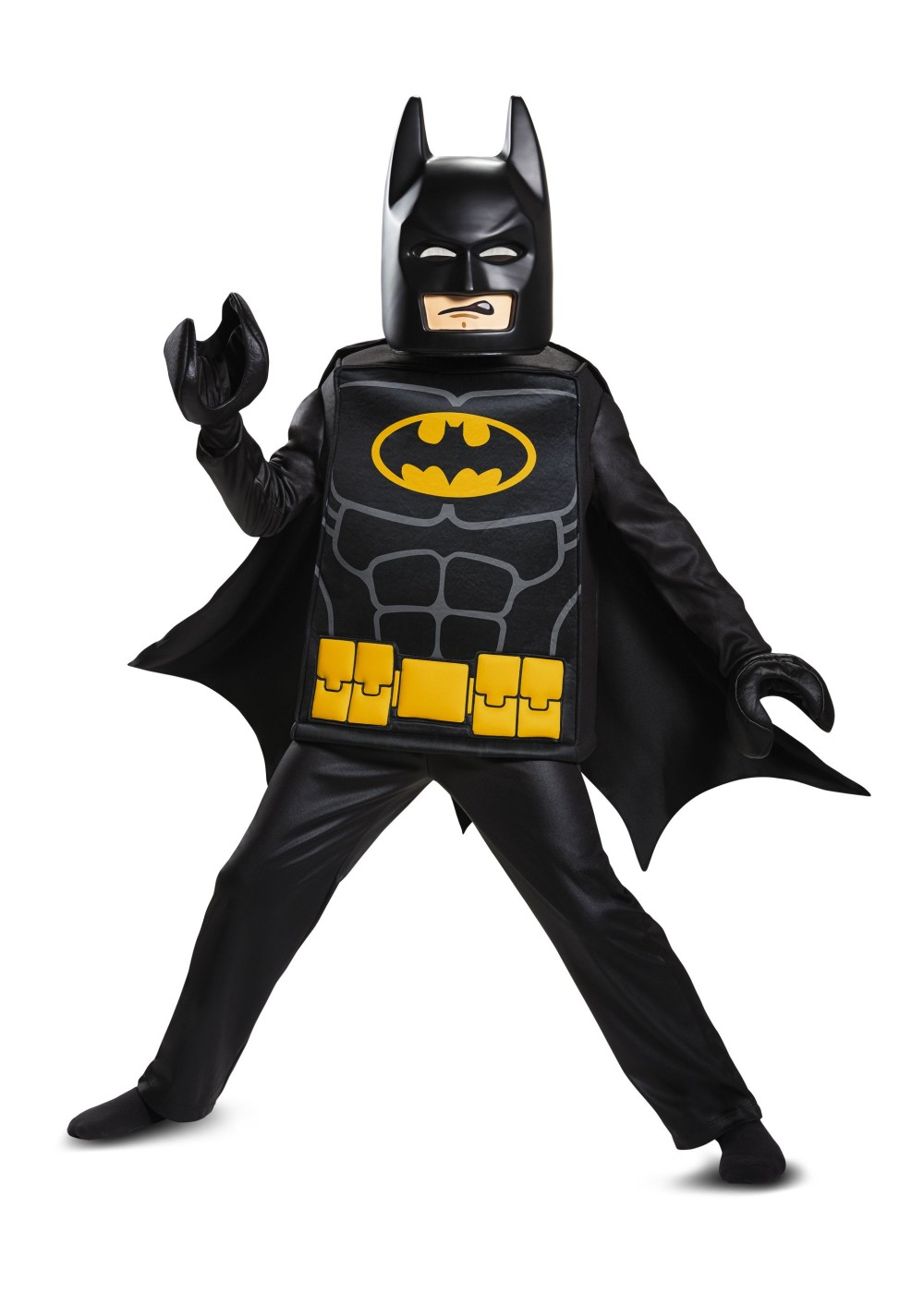 Lego Batman Boys Costume