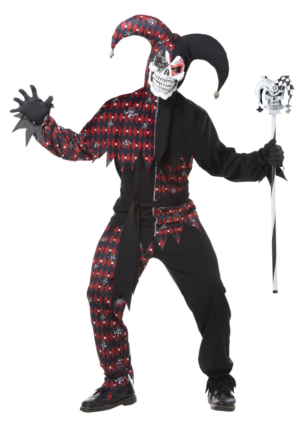 Mens Jester Costume