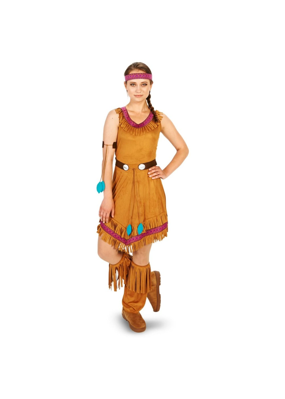 Native American Womens Costume
