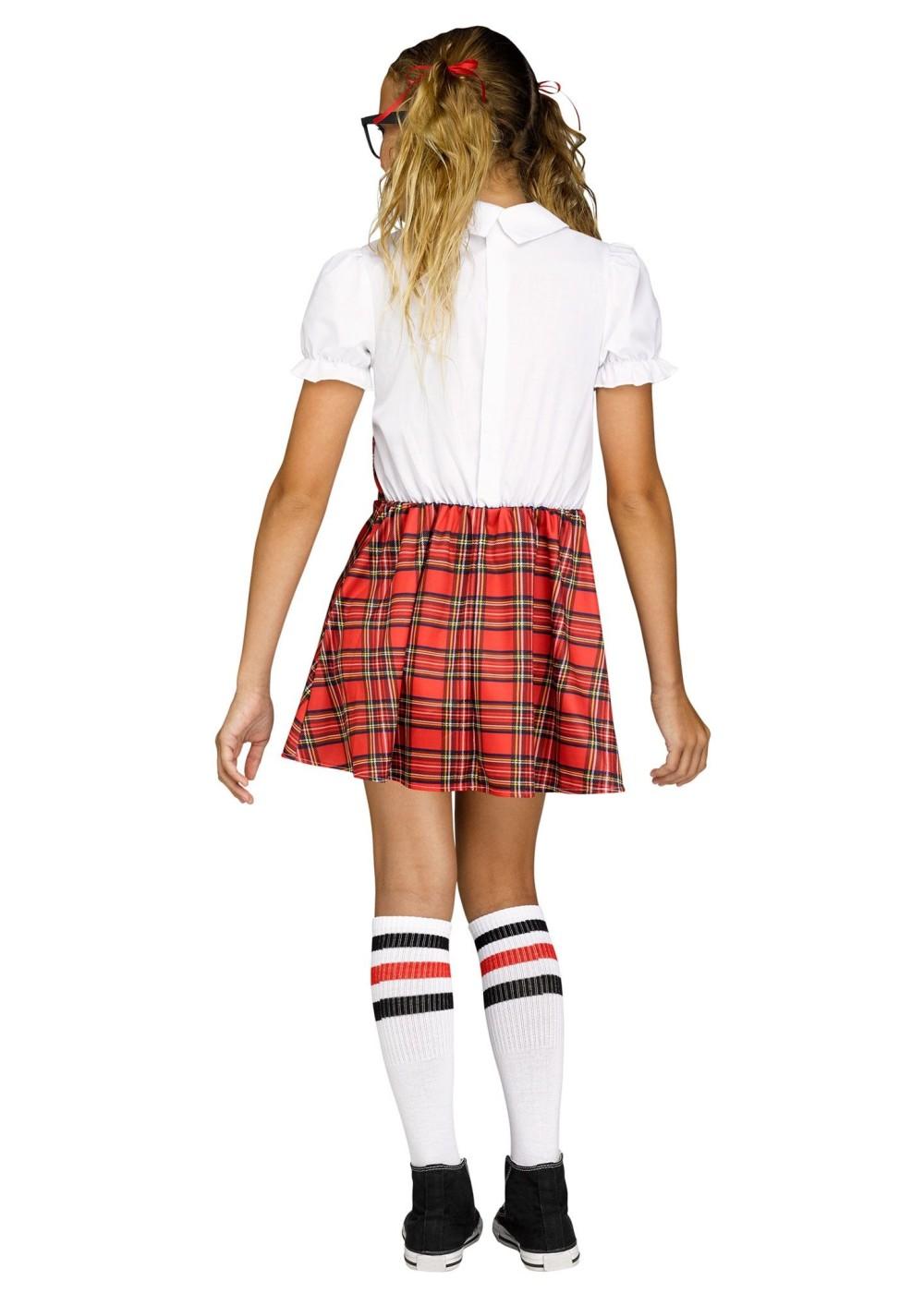 Nerd Girl Costume