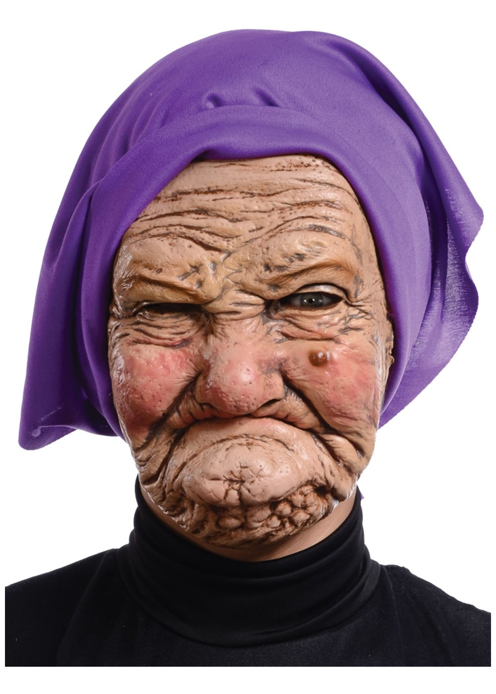 Old Granny Mask - Masks-9133