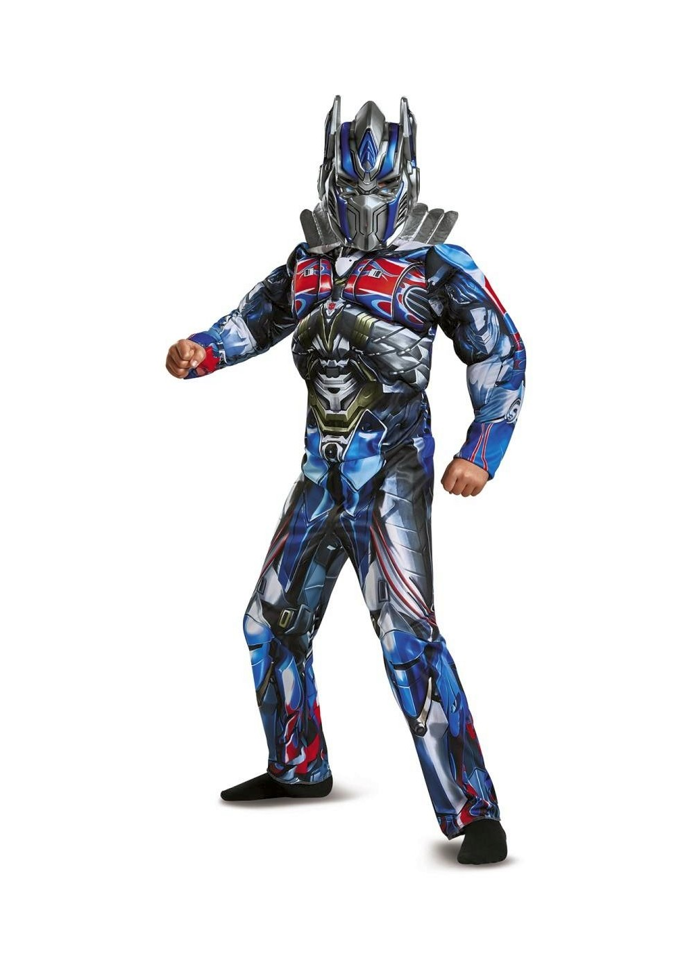 Optimus Prime Boys Costume