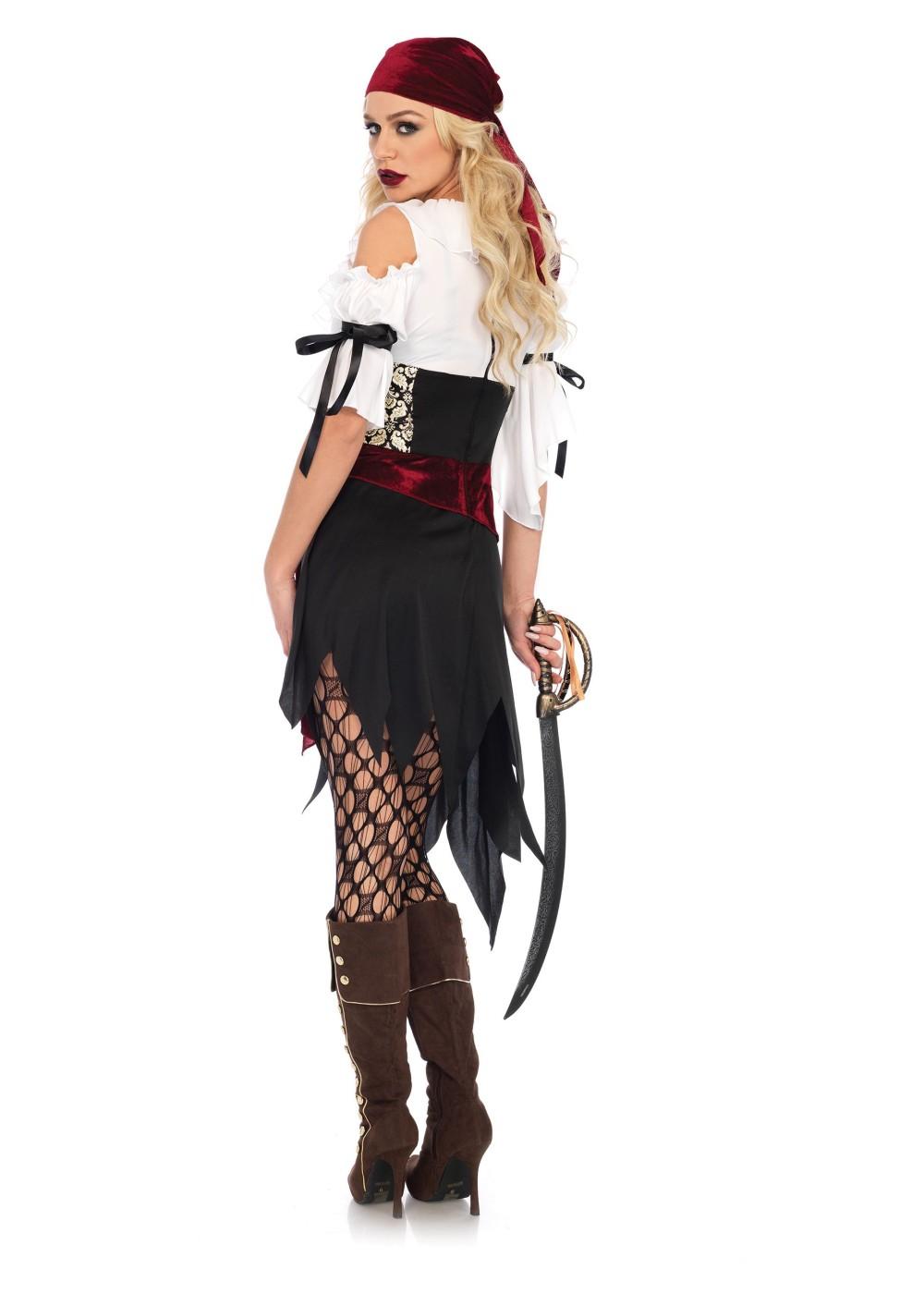 High Seas Wench Pirate Women Costume Pirate Costumes