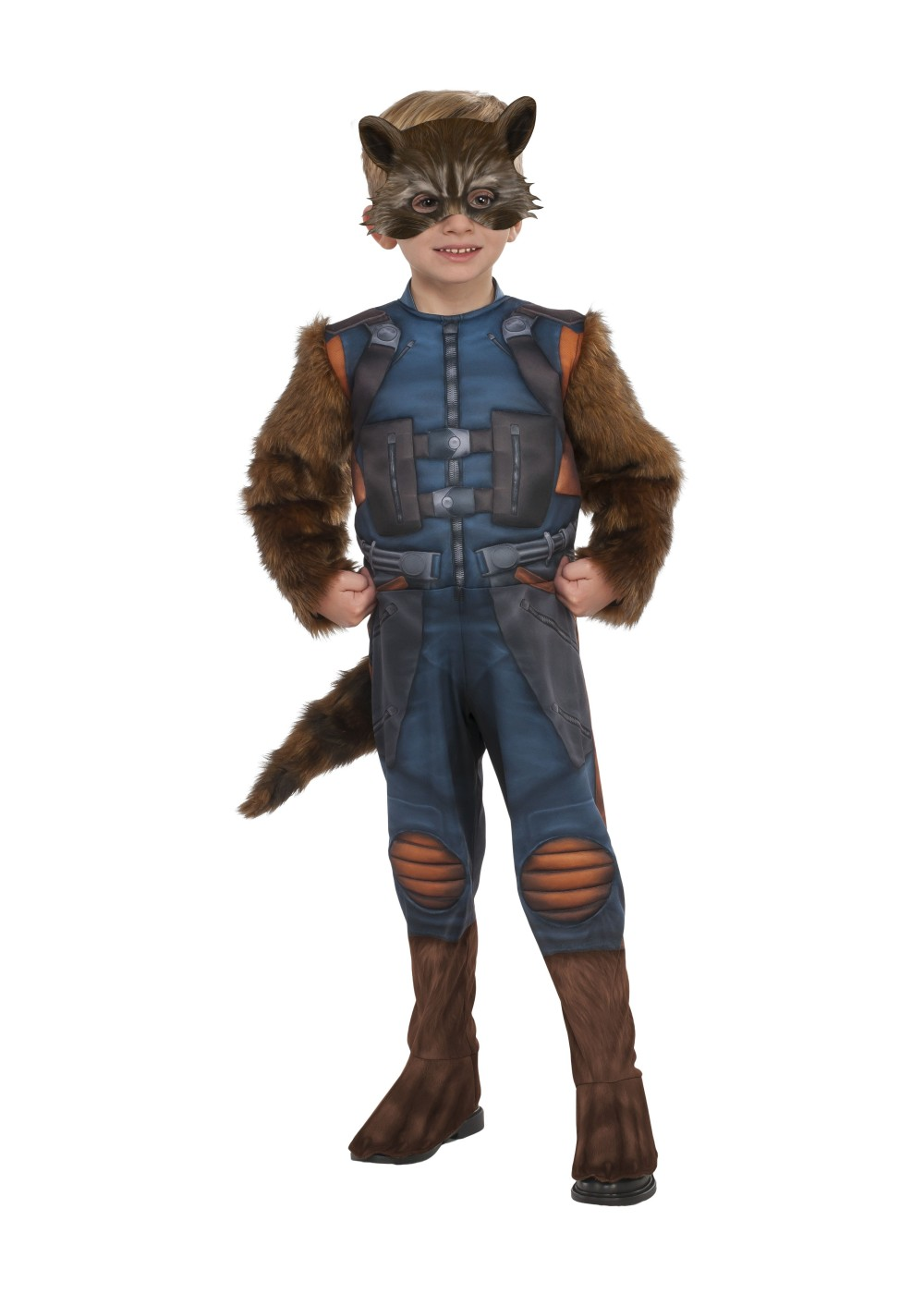 Rocket Raccoon Toddler Costume