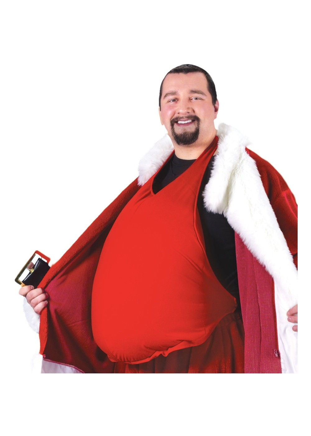 Santa Costume Belly