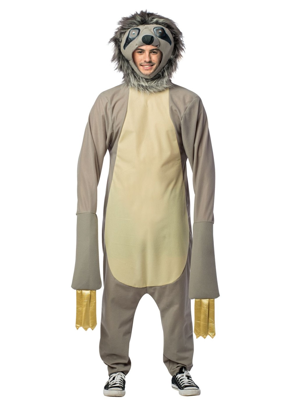 Mens Sloth Costume Animal Costumes