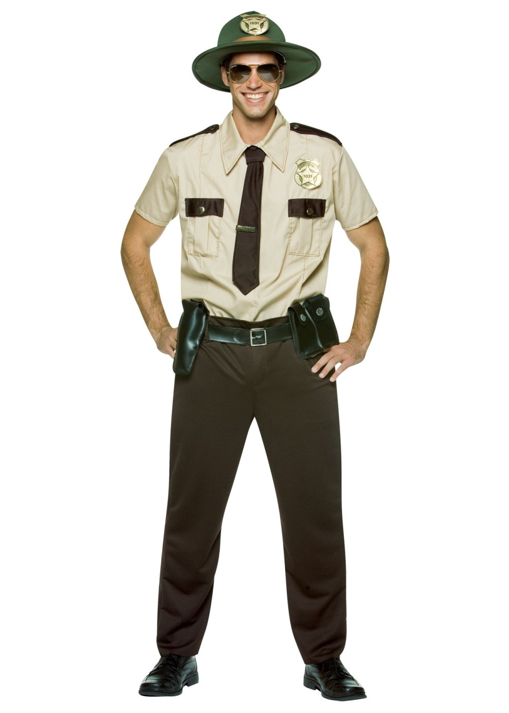 Mens State Trooper Costume
