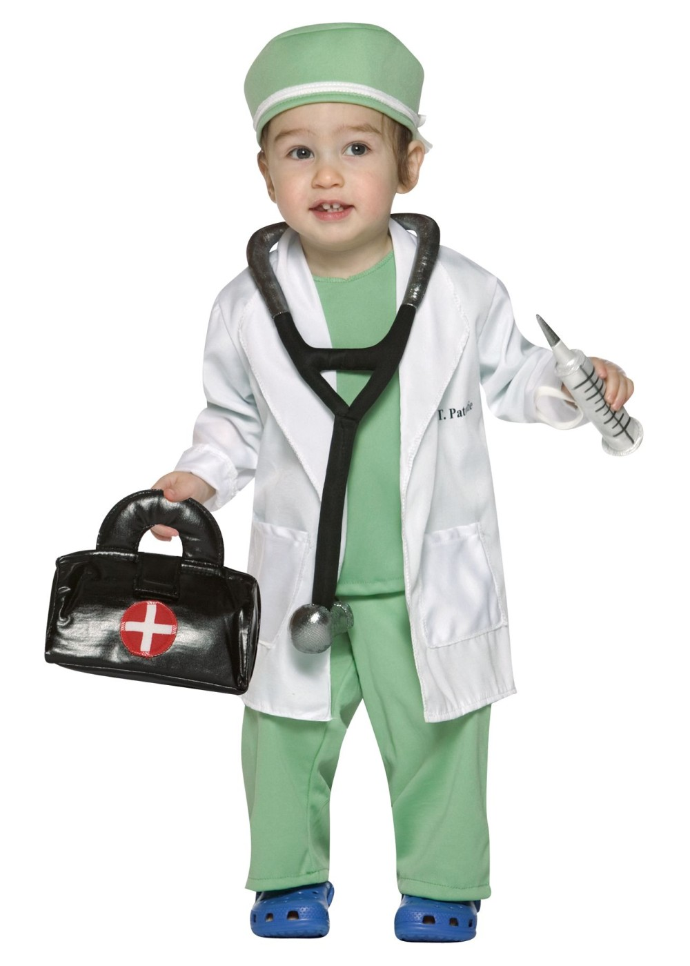 Toddler Boys Doctor Costume Professional Costumes