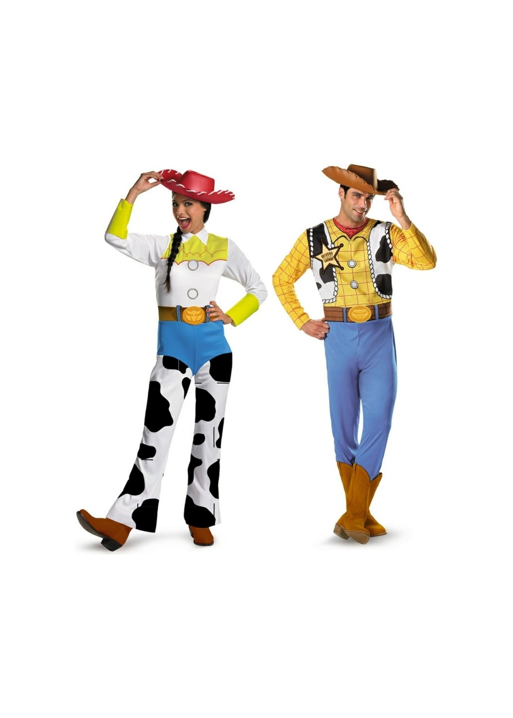 Jessie And Woody Toy Story Costumes