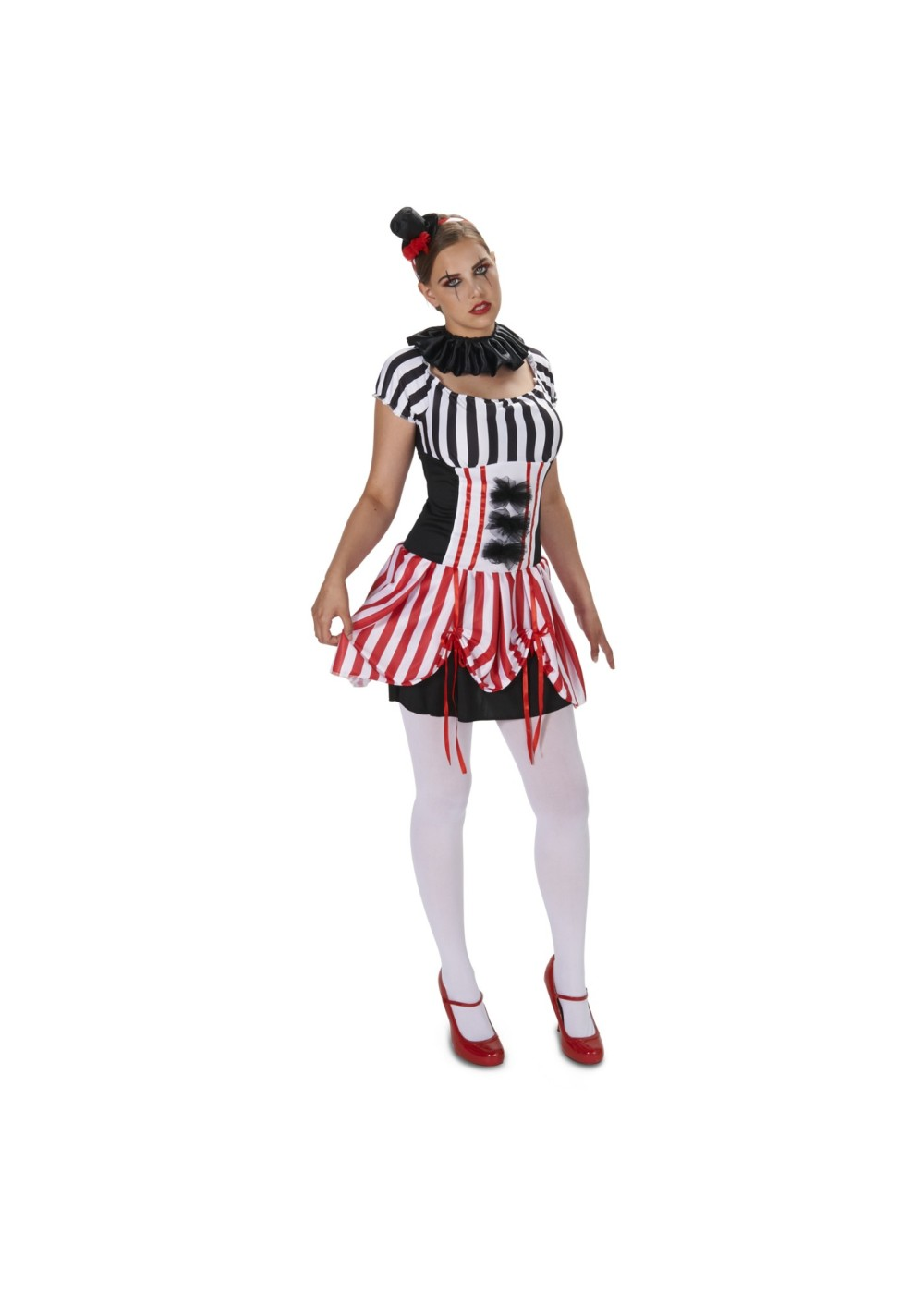 Traveling Circus Carnival Womens Costume  sc 1 st  Wonder Costumes & Traveling Circus Carnival Womens Costume - Scary Costumes
