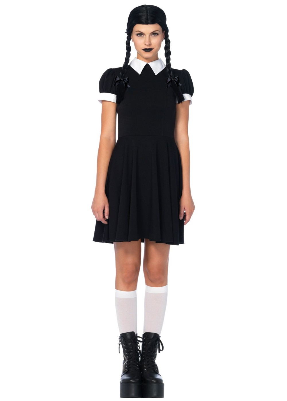 Wednesday Addams Womens Costume