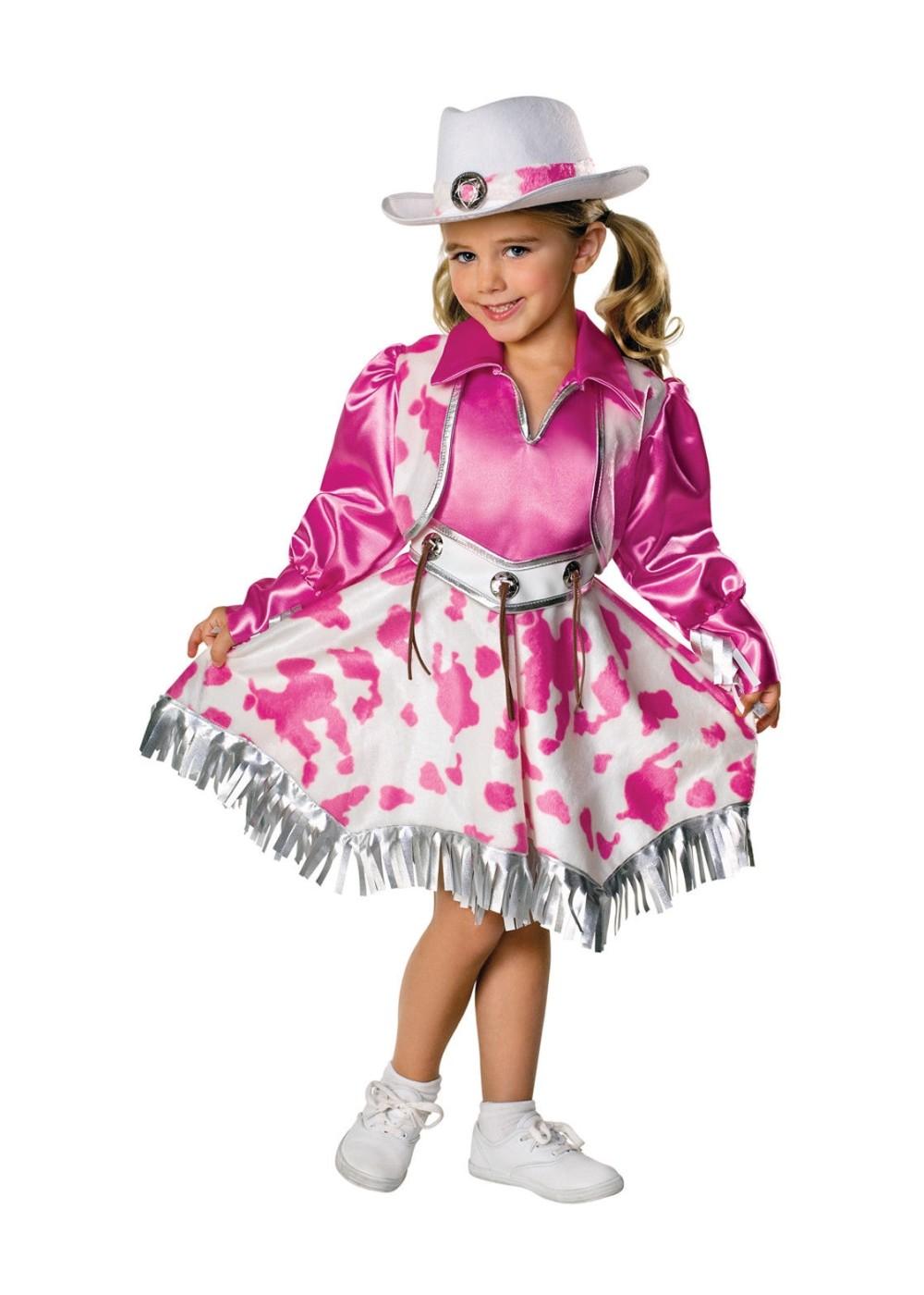 Western Diva Kids Cowgirl Costume - Girls Costume-9970