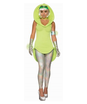 Mars Mistress Women Costume