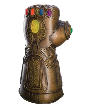 Avengers Infinity Thanos Mens Gauntlet