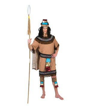 Aztec Men Costume