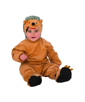 Baby Hedgehog Jumpsuit Costume