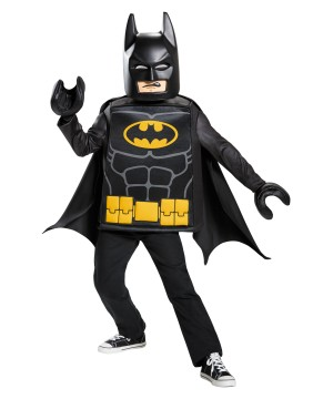 Batman Lego Classic Kids Costume