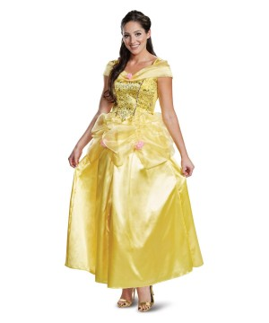 Disney Beauty and the Beast Belle Womens Costume