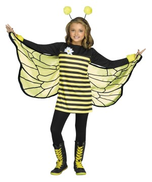 Bee My Honey Girls Costume